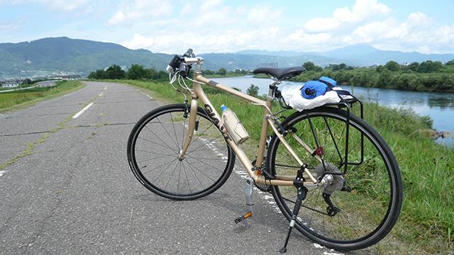 2014自転車夏合宿 上田