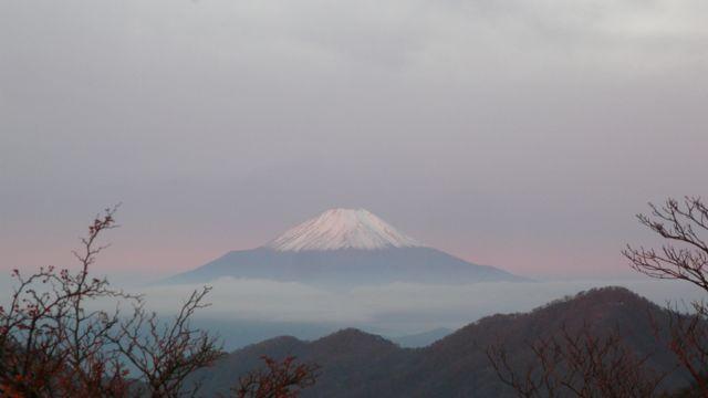 丹沢登山2012