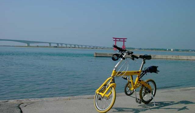 BD-1(折りたたみ自転車)
