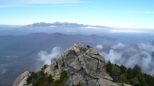 瑞牆(みずがき)山登山